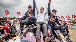 Θρίαμβος για την Peugeot για 3η συνεχή χρονιά στο ράλι Ντακάρ