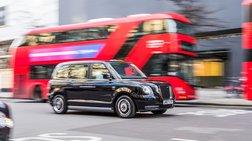 Την επόμενη φορά που θα πάτε στο Λονδίνο, το ταξί σας θα είναι ηλεκτρικό