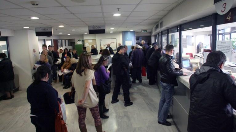 Έρχονται άλλες 300.000 κατασχέσεις ακόμη και για χρέη 500 ευρώ