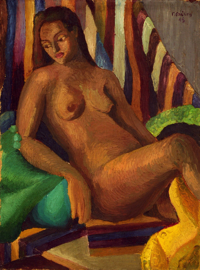 Ο σπουδαίος ζωγράφος Σπύρος Παπαλουκάς στη Δημοτική Πινακοθήκη - εικόνα 3