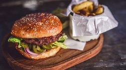 Στο Νταβός τρώνε «Impossible Burger», μοιάζει με κρέας, αλλά δεν είναι