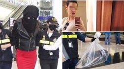 Στο Χονγκ Κονγκ οι γονείς του 19χρονου μοντέλου με την κόκα