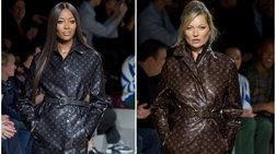 Κέιτ Μος - Ναόμι Κάμπελ: Supermodels reunion για χάρη του Louis Vuitton