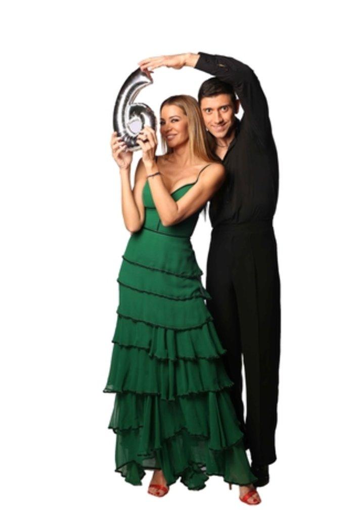 Dancing With the Stars: Αυτά είναι τα 16 χορευτικά ζευγάρια του σόου - εικόνα 7