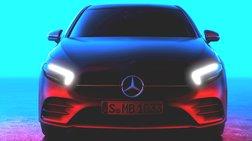 Αποκάλυψη για την ολοκαίνουργια Mercedes A Class