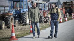 Αγρότες από Πρέβεζα και Αρτα έστησαν μπλόκο στην Ιονία Οδό