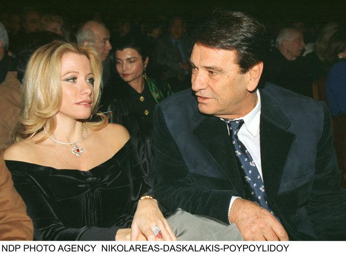 Νίκος Κούρκουλος-Μαριάννα Λάτση