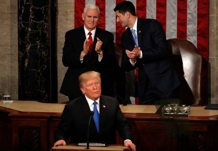 Τραμπ: «Αυτή είναι η νέα μας αμερικανική στιγμή»