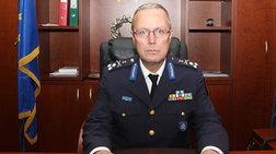 Νέος αρχηγός στο Πυροσβεστικό Σώμα, ο αντιστράτηγος Σωτ. Τερζούδης