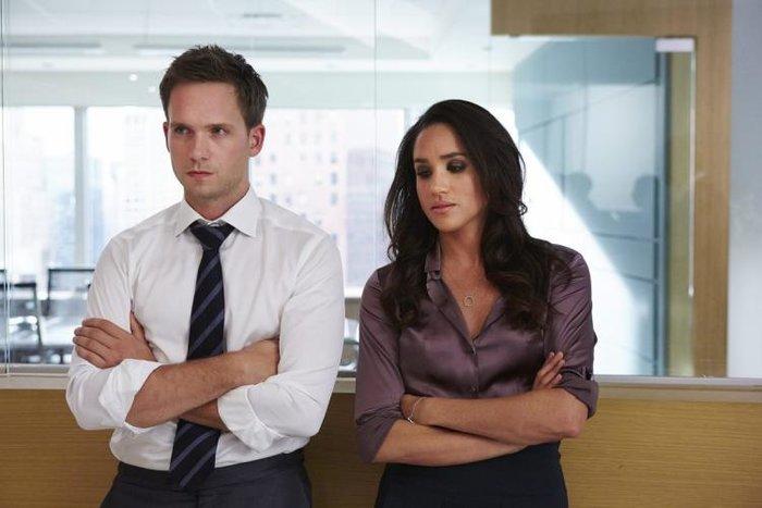 Η τηλεοπτική σειρά Suits αποχαιρετά την Μέγκαν Μαρκλ
