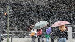Σφοδρές χιονοπτώσεις στην Ισπανία:Πτήσεις ακυρώθηκαν, σχολεία έκλεισαν
