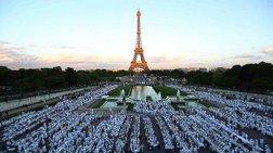 Λευκά δείπνα στο Παρίσι: Μια «πολύ καθωσπρέπει» ιδέα γίνεται 30