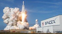 Ταξιδεύει προς τον Αρη ο «Falcon Heavy» της Space X [Εικόνες-βίντεο]
