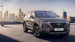 Santa Fe: Το νέο μεγάλο SUV της Hyundai, είναι εντυπωσιακό
