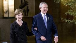 Τζορτς Μπους: Υπήρξε ρωσική παρέμβαση στις εκλογές