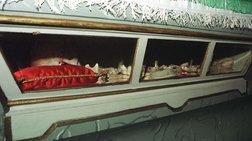 Σε ποιο ελληνικό νησί βρίσκονται τα λείψανα του Αγ. Βαλεντίνου