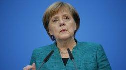 Μέρκελ: Θα εξαντλήσω τη θητεία μου, δεν παραιτούμαι