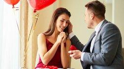 Γάμος ανήμερα του Αγ. Βαλεντίνου; Τι δείχνουν οι στατιστικές