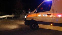 Καρδίτσα: Σκότωσε ποδηλάτη, τον εγκατέλειψε και είχε δεύτερο τροχαίο