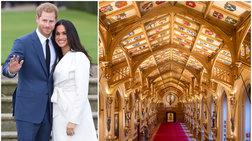 Το υπερπολυτελές παρεκκλήσι Αγ. Γεωργίου όπου θα γίνει ο βασιλικός γάμος
