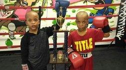 Είναι αυτοί οι δίδυμοι το μέλλον της πυγμαχίας; (βιντεο)