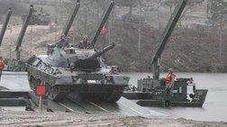 Μεγάλη τουρκική στρατιωτική άσκηση κοντά στον Έβρο [φωτό - βίντεο]