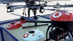 Η Vodafone βάζει κανόνες στην ζούγκλα των drones
