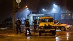 Επίθεση στην αμερικανική πρεσβεία στο Μαυροβούνιο - Ανατινάχτηκε ο δράστης