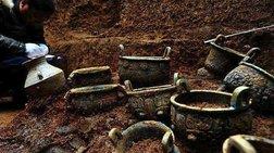 Ανακαλύφθηκε αρχαία πόλη ηλικίας 2 χιλιάδων ετών στην Μογγολία