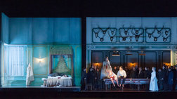 Εθνική Λυρική Σκηνή και Βασιλική Όπερα του Λονδίνου σε συμπαραγωγή