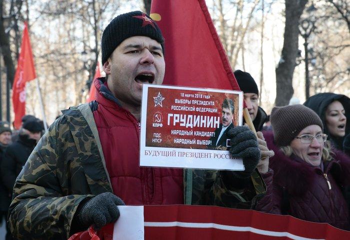 Παρέλαση για τα 100 χρόνια από την ίδρυση του Κόκκινου Στρατού - εικόνα 3