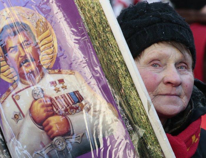 Παρέλαση για τα 100 χρόνια από την ίδρυση του Κόκκινου Στρατού - εικόνα 4