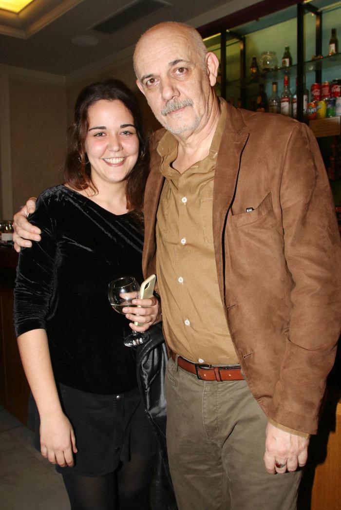 Γιώργος και Μαριάννα Κιμούλη (Φωτογραφία: NDP)
