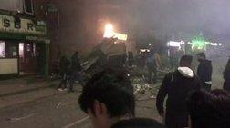 Τέσσερις νεκροί από την ισχυρή έκρηξη στο Λέστερ [βίντεο]