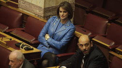 «Ψήνεται» ένταξη της Μάρκου στη ΝΔ - Η συνάντηση στη Βουλή