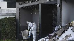 Ισχυρή έκρηξη σε κατάστημα λευκών ειδών στη Βουλιαγμένης
