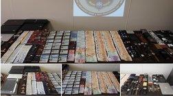 Εκλεβαν και παραποιούσαν ταξιδιωτικά έγγραφα (φωτό)