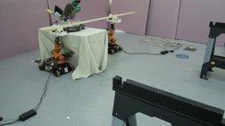 Το πρώτο «έξυπνο» ρομπότ-ξυλουργός που φτιάχνει έπιπλα [Βίντεο]