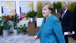 Δημοσκόπηση στη Γερμανία: Στο 34% το CDU, μόλις 18% το SPD