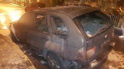 Εκαψαν το αυτοκίνητο του πρώην προέδρου της ΟΝΝΕΔ