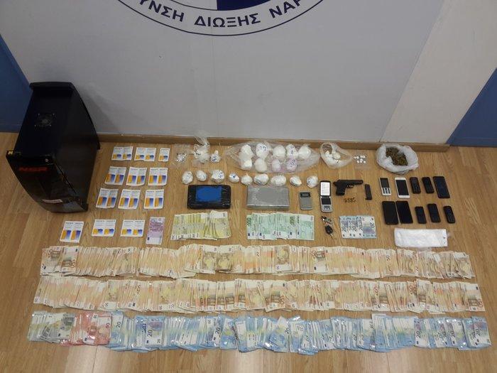 Εντοπίστηκε εγκληματική οργάνωση που διακινούσε ναρκωτικά - Εικόνες - εικόνα 2