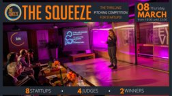 """""""The Squeeze"""": Ο συναρπαστικός pitching διαγωνισμός για startups επιστρέφει"""