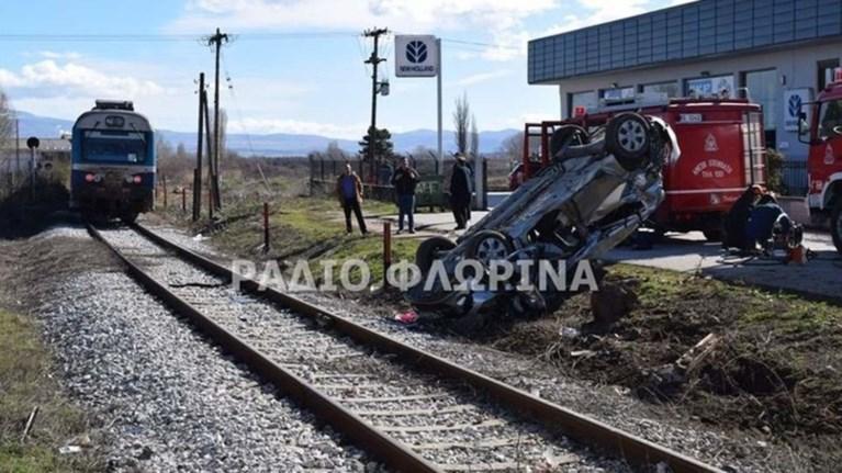 Αποτέλεσμα εικόνας για αμαξοστοιχία που εκτελούσε το δρομολόγιο Θεσσαλονίκη – Φλώρινα