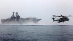 Τα πλοία των ΗΠΑ, οι αντιδράσεις της Άγκυρας και η Exxon Mobil