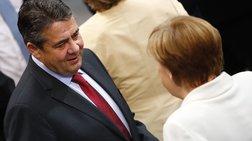 Οριστικό: Eκτός γερμανικής κυβέρνησης ο Ζίγκμαρ Γκάμπριελ