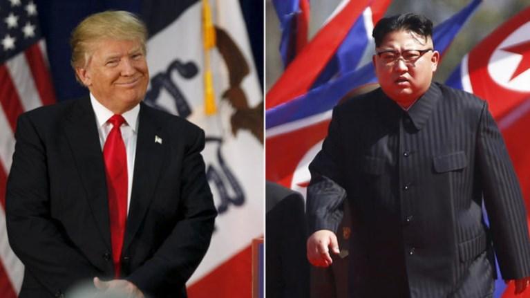 Αποτέλεσμα εικόνας για Αισιόδοξος για την επικείμενη συνάντηση με τον Βορειοκορεάτη