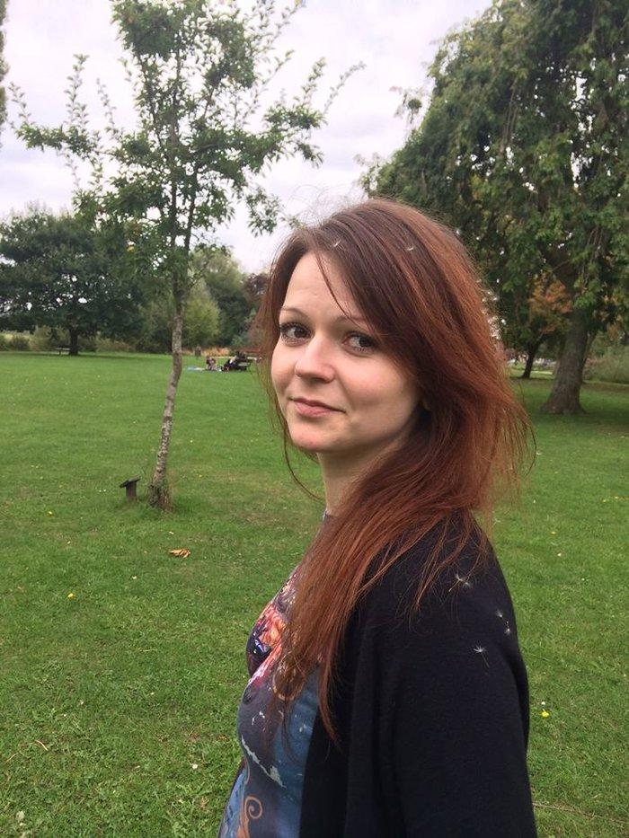 Γιούλια Σκριπάλ: H κόρη του ρώσου κατασκόπου που λάτρευε την Αγγλία - εικόνα 4