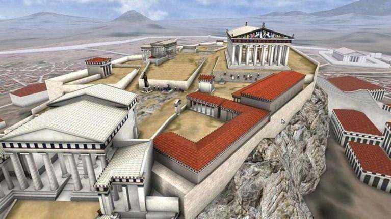 diadrastiki-periigisi-stin-akropoli-sto-kentro-politismou-ellinikos-kosmos