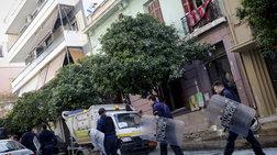 Καταδρομική προσπάθεια ανακατάληψης του κτιρίου στο Κουκάκι