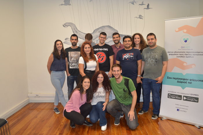 Η ομάδα του Givmed